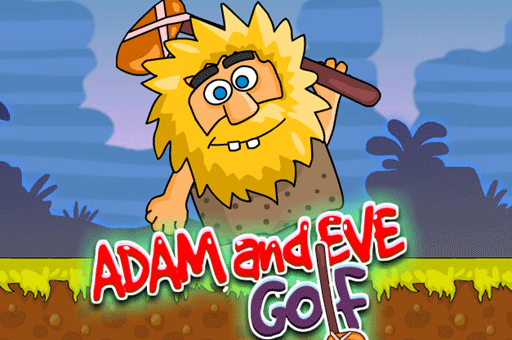 Adam invents golf at games pbb.com