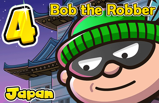 Bob has a tough missiion in Japan. Can he win at games pbb.com?