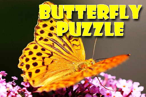 A challenging butterfly jigsaw puzzle at games pbb.com