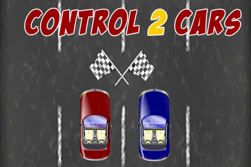 Race with 2 cars at the same time. It's crazy fun at games pbb.com
