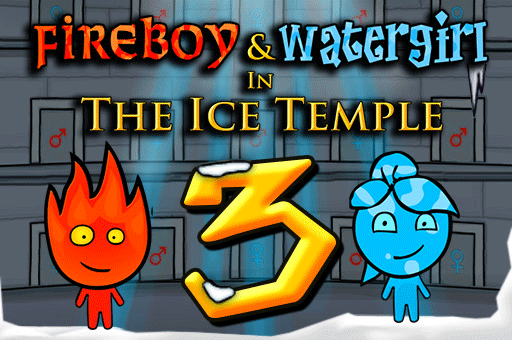 Switch between Fireboy and Watergirl to win this fun adventure at games pbb.com