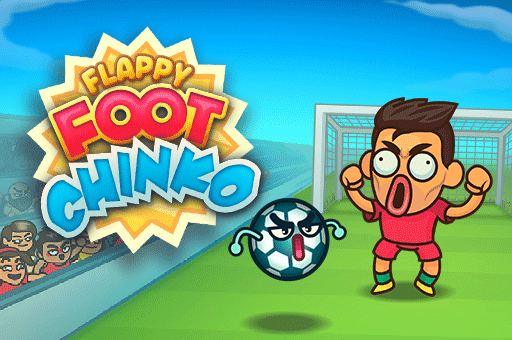 Flappy footchinko has two fun play modes, endless and story at games pbb.com