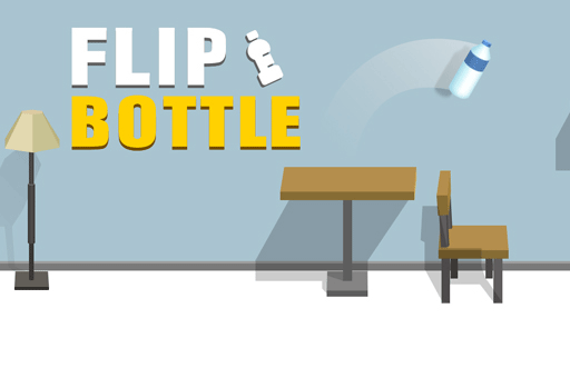 flip bottle game