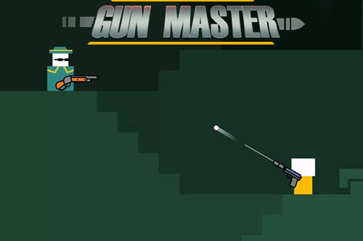 gun master mobile shooting game