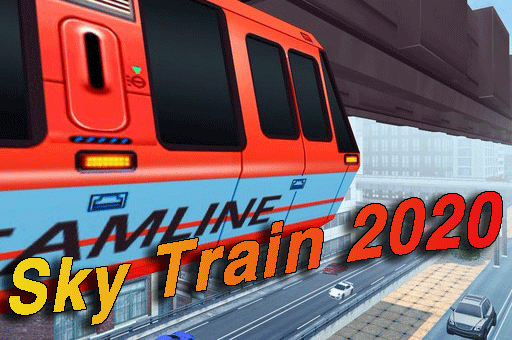 Play this futuristic train simulator at games pbb.com
