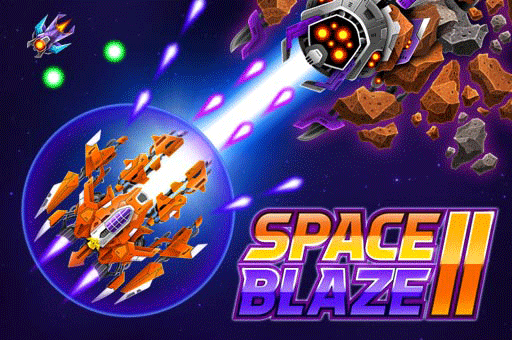 Enjoy a classic arcade style space battle at games pbb.com